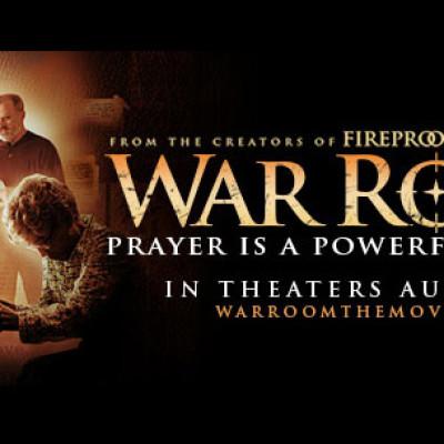"War Room"" movie night – Calvary Grace"